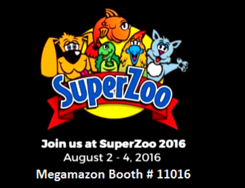 Pet Society/Megamazon USA at Superzoo